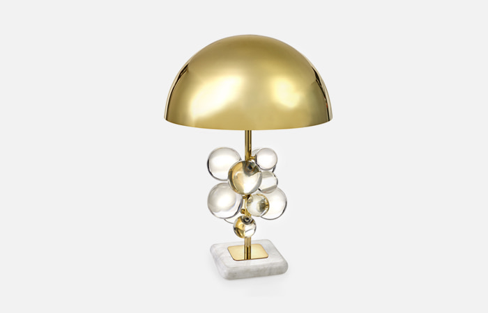 [BEST] Globo Table Lamp(Clear)