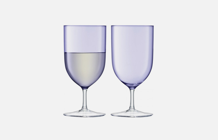 HINT Wine/Water Glass (Violet)
